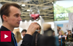 The Russians entered the top ten at the wine tasting championship in France