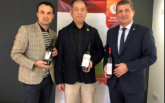 """The wine of Moldova is promoted in the French market: Local winemakers for the first time took part in the exhibition"""" Salon Food & Spirits """" in Bordeaux"""