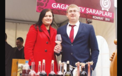 Already grown-up: an amateur winemaker has become a professional