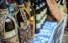 "Try wine and make gozinaki: Tbilisi  hosted the festival ""Georgian Taste"""