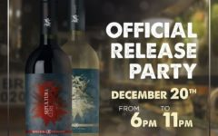 SEPULTURA – to launch their own red and white wine/ release party on December 20th in Amsterdam!