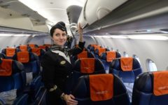 Aeroflot returns free beer and wine to airplanes