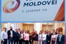 Moldovan wine is increasingly diversifying its export markets