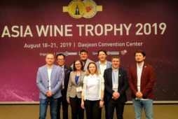 Moldovan wines registered a new record of medals at the Asia Wine Trophy 2019.