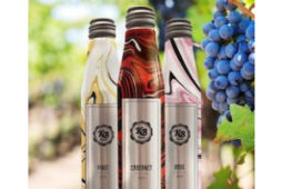 KinsBrae Packaging Introduces New PortaVino Aluminum Wine Bottle in Personal Size, Resealable Format